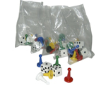 Pre Bagged Game Pieces