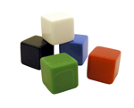Counting Cube Dice