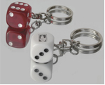 Custom Dice Key Rings