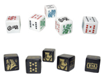 Custom Poker Dice