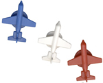 Airplane Game Pieces